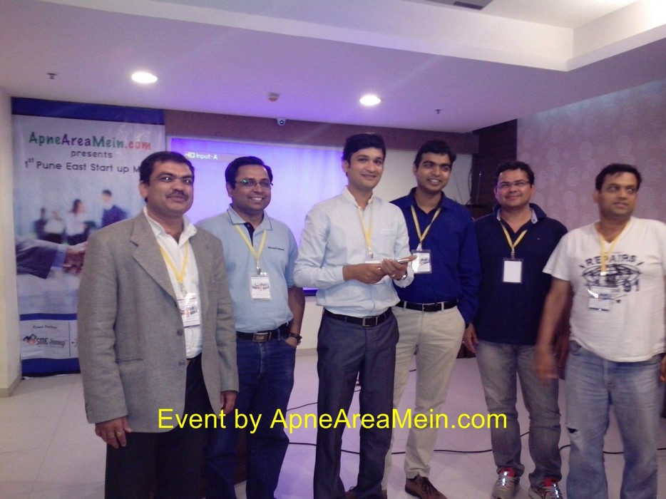 Pune East Start up Meet - 2015