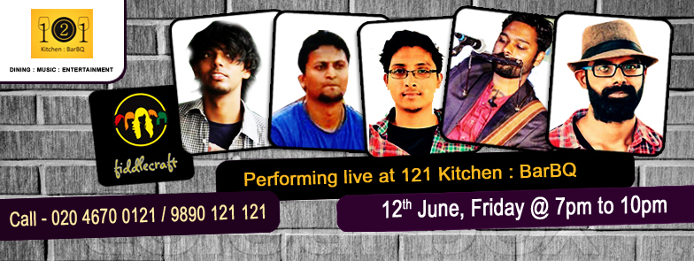 Friday Events In Pune At 121 Kitchen : BarBQ
