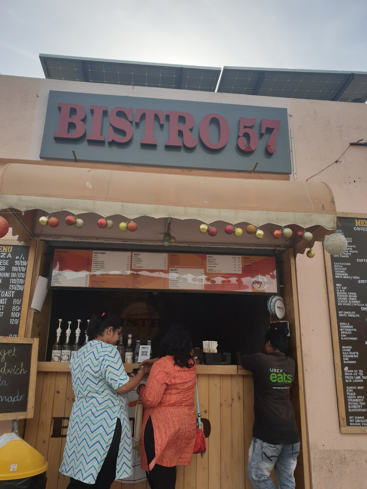 Bistro 57 Cafe in Magarpatta City Pune