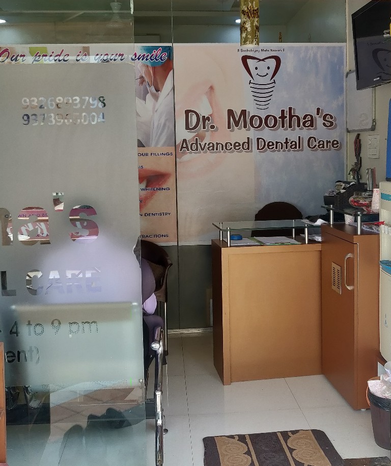 Dr. Mootha's Advanced Dental Clinic Doctor   Dentist in Magarpatta City Pune