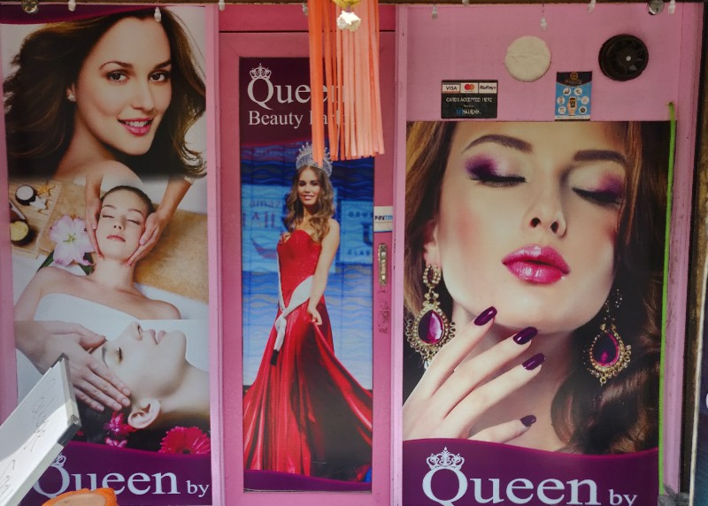 Queens Beauty Parlour in Magarpatta City Pune
